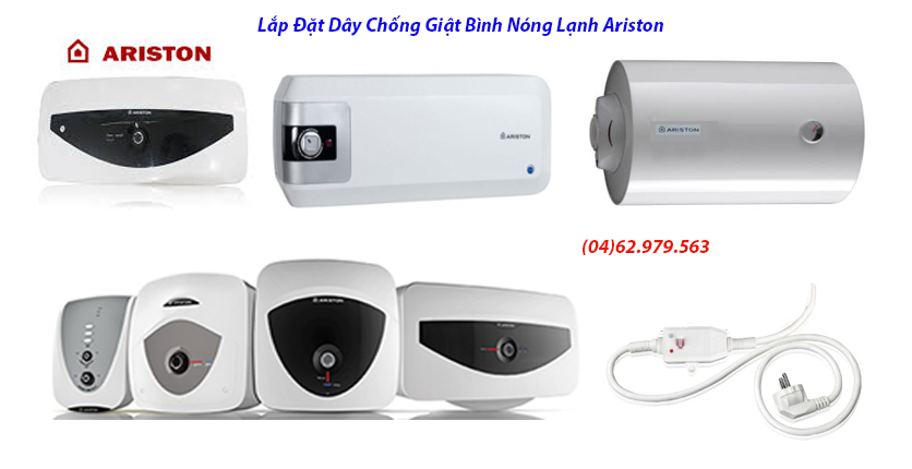 day chong giat binh nong lanh ariston