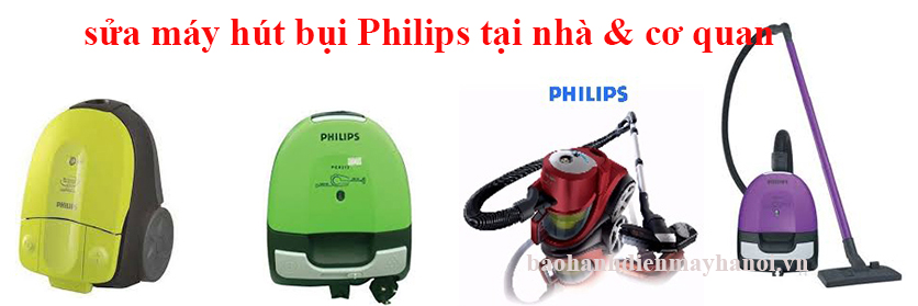Philips Sua May Hut Bui Philips Tai Nha